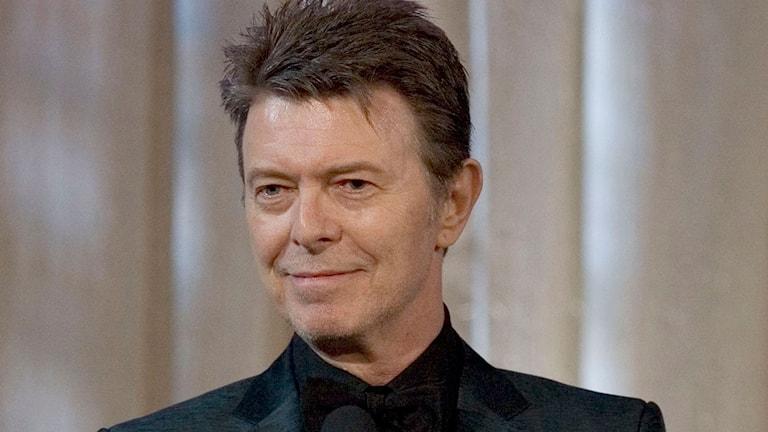 David Bowie. Foto: Stephen Chernin/TT.