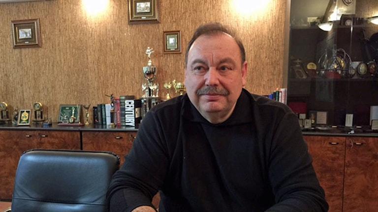 Gennadij Gudkov varnar för en ny rysk revolution.