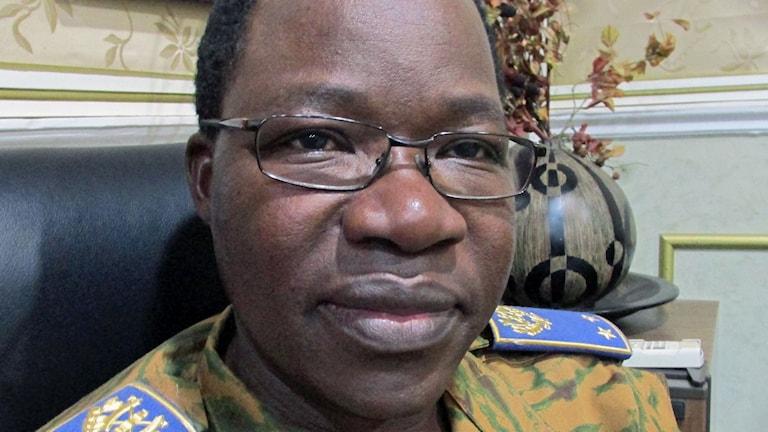 General Pingrenoma Zagré är överbefälhavare för Burkina Fasos armé. Han säger att landet dragit viktiga lärdomar efter terrorattacken i huvudstaden Ouagadougou den 15 januari.