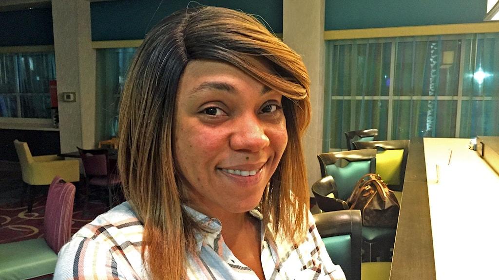 Yamilee Bennett har gjort sig fri från missbruk, lagt tiden i fängelse bakom sig och kämpar för att hon och andra dömda för brott ska få tillbaka sin rösträtt i Florida.