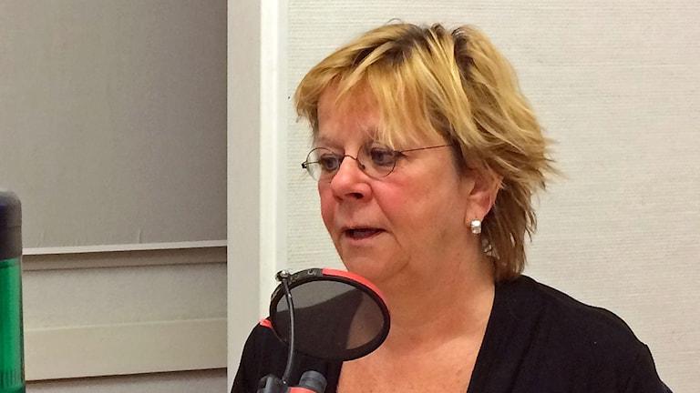 Anna Danielsson Öberg, frilansande arbetsmarknadsreporter.