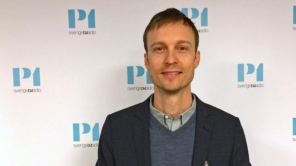 Erik Melén, barnläkare och forskare på Karolinska Institutet.