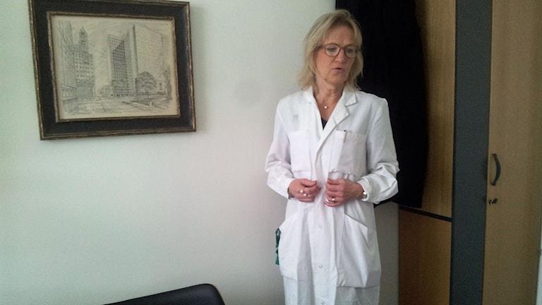 Mai-Lis Hellénius är kostrådgivare vid Karolinskas livsstilsmottagning.