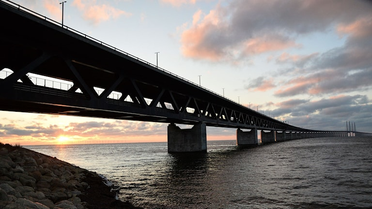 Öresundsbron.