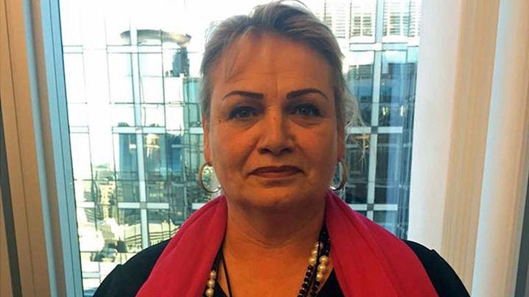 Soraya Post, EU-parlamentariker från Feministiskt initiativ och engagerad i romska frågor.
