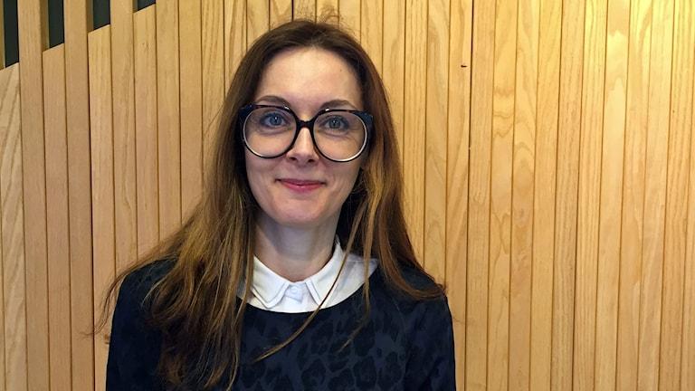 Danica Kragic, robotforskare och professor i datalogi vid KTH, Stockholm.