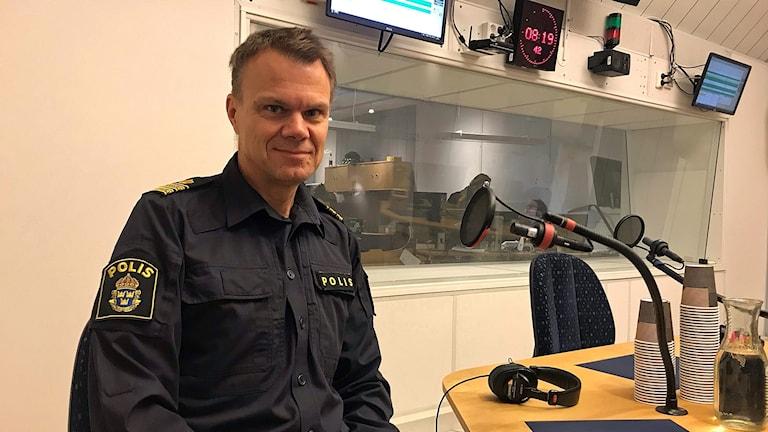 Kommissarie Bengt Grönlund