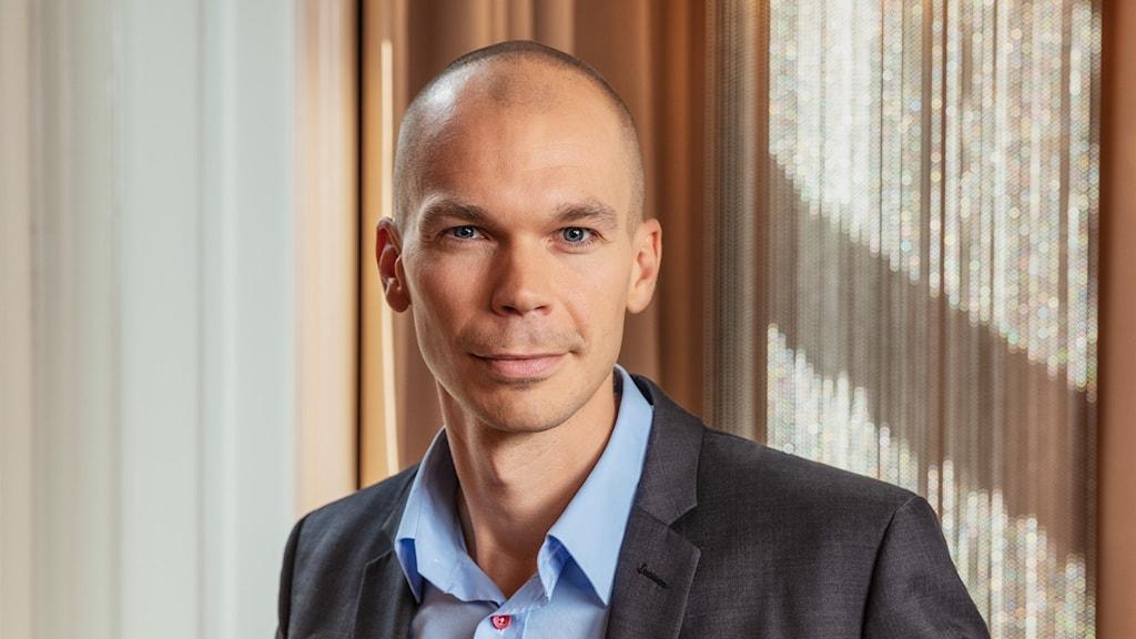 P1-morgon Mikael Kulle P1 Sveriges Radio