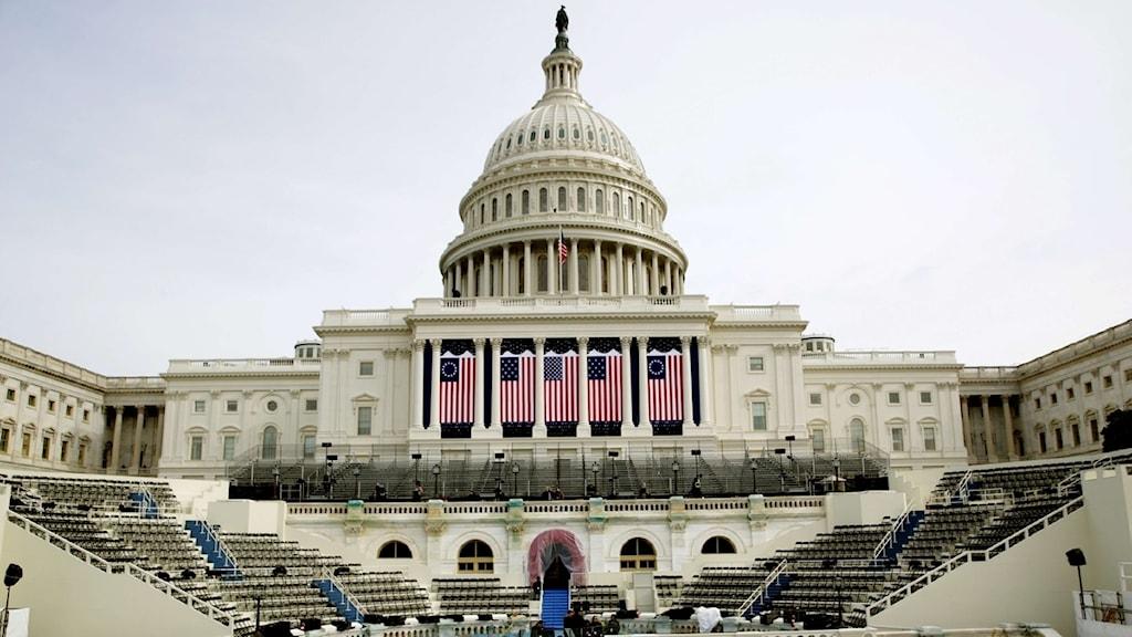 Capitol Hill - Washington DC.