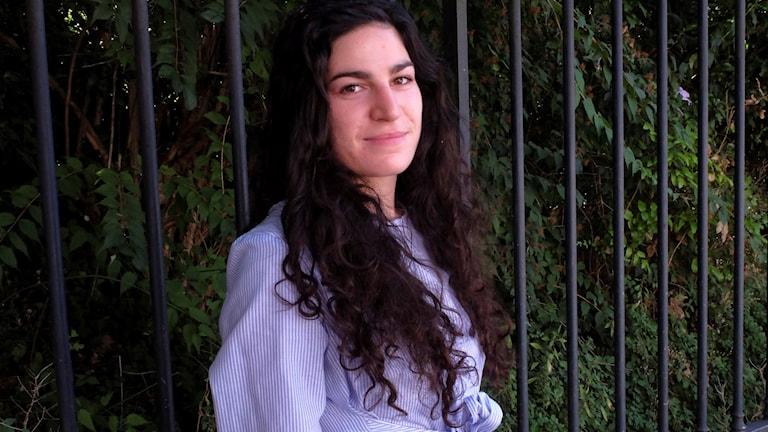 Marie Laguerre blev misshandlad av en man efter att han trakasserat henne.