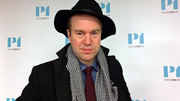 Olle Lidbom medieanalytiker och oberoende expert i utredningen.
