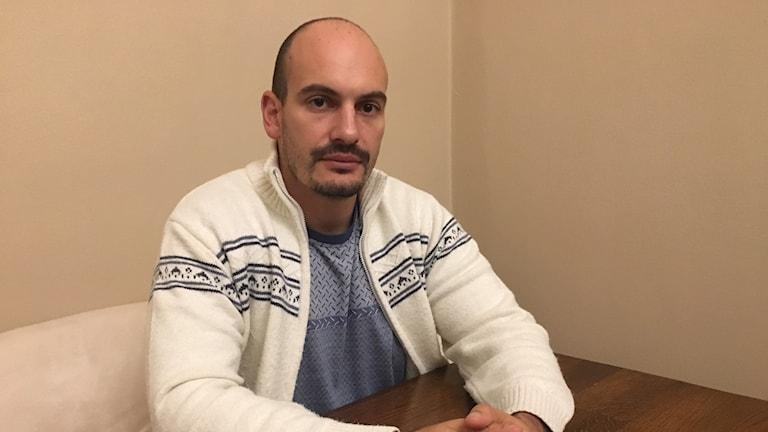 - Verklig grävjournalistik i Bulgarien kan idag bara bedrivas som en hobby, säger journalisten Dimitar Stojanov.