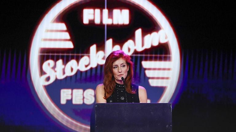 Stockholm Filmfestivals chef Git Scheynius