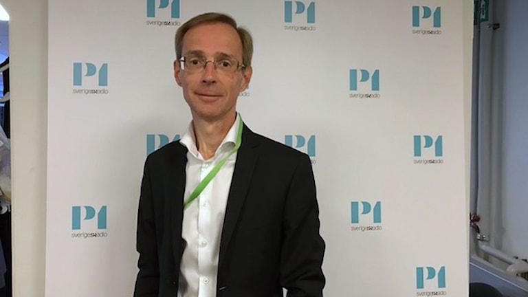 Robert Bergqvist, chefekonom SEB