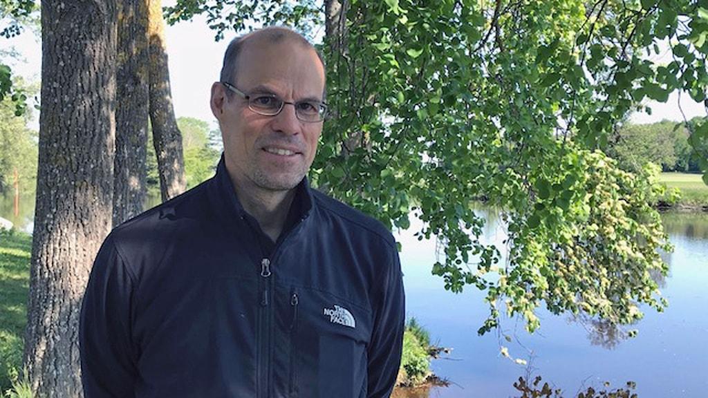 Insektsforskaren Riccardo Bommarco