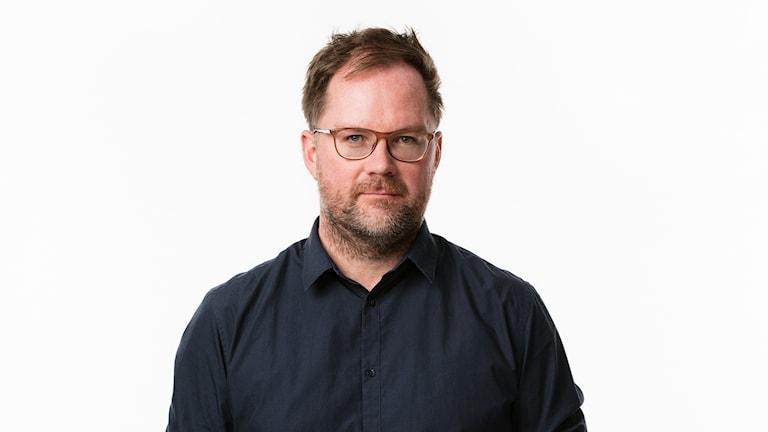 Marcus Gorne P1 Morgon Ekot Sveriges Radio