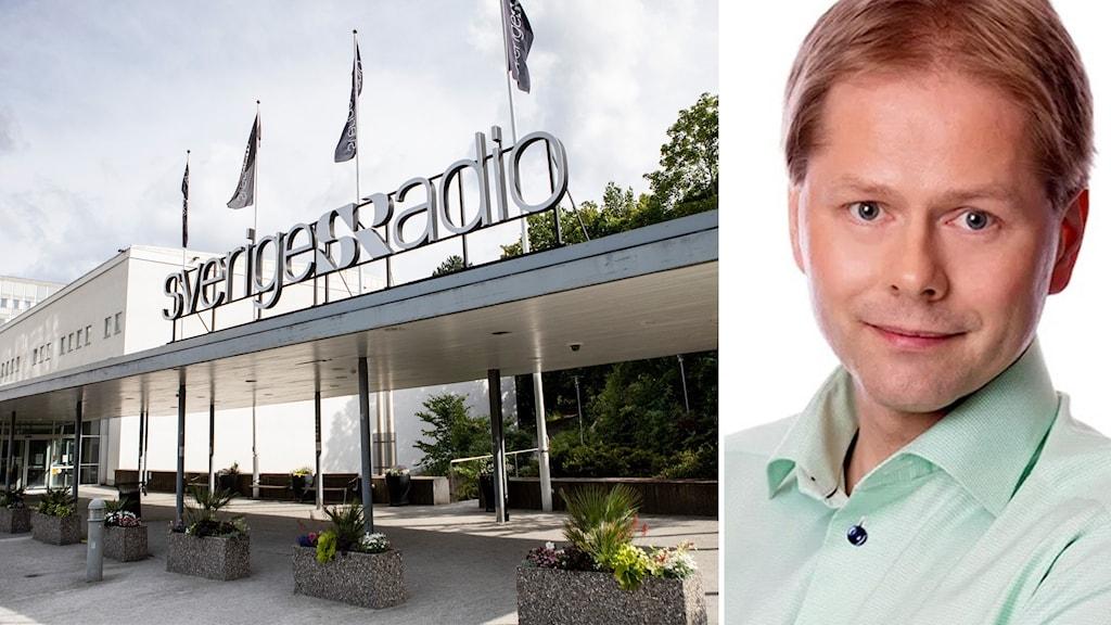 Anders Lindberg, politisk chefredaktör på socialdemokratiska Aftonbladet