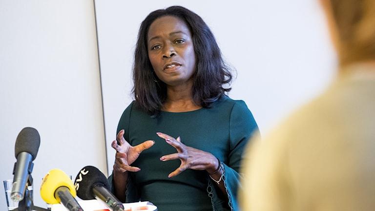 Hur ska Nyamko Sabuni öka stödet för Liberalerna?