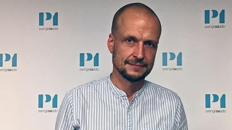 Andreas Stefansson, generalsekreterare i Svenska Afghanistankommittén.