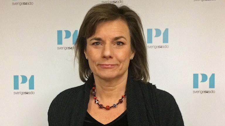 Sveriges minister för internationellt utvecklingssamarbete och klimat Isabella Lövin.