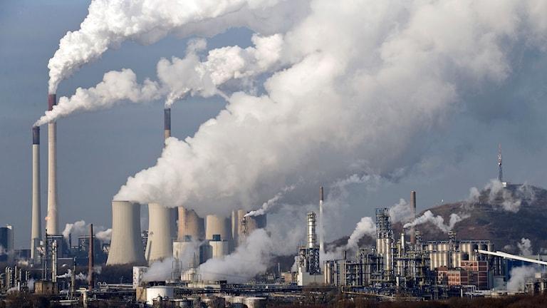 Hur viktigt är egentligen EU i arbetet med att minska koldioxidutsläppen globalt?