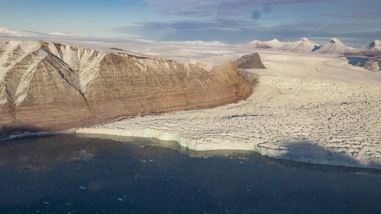 Klimaendringer i Arktis