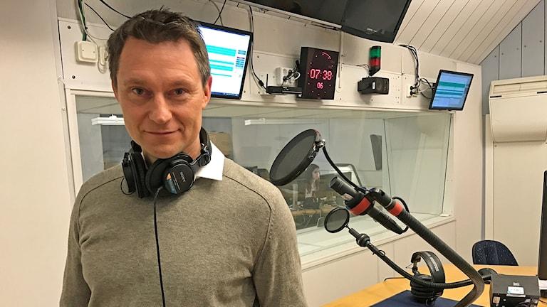 Johan Schauman, deklarationsexpert på Skatteverket.