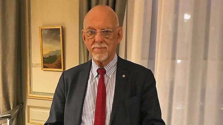 Hans-Dahlgren, EU-minister.