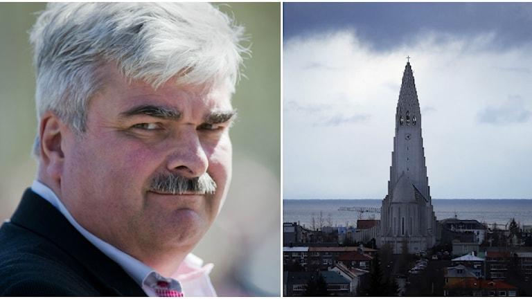 Håkan Juholt är Sveriges ambassadör på Island