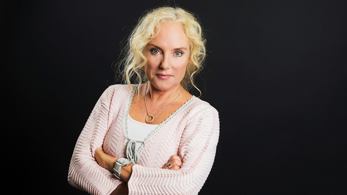 Pia Fridén.