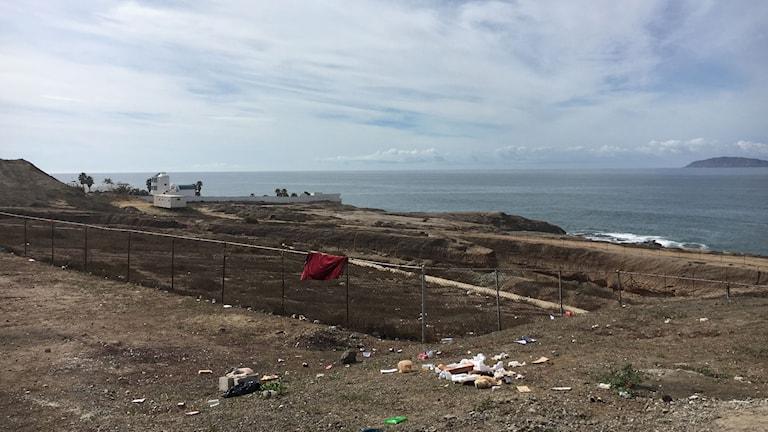 Det misslyckade bostadsprojketet ledde till att hela fastighetsmarknaden i nordvästra Mexiko imploderade.