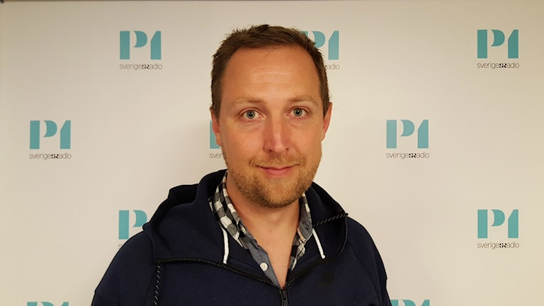 David Bergman, en av grundarna till det svenska psyopsförbandet.