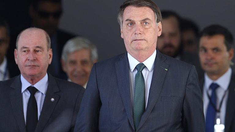 Jair Bolsonaro, Brasiliens president