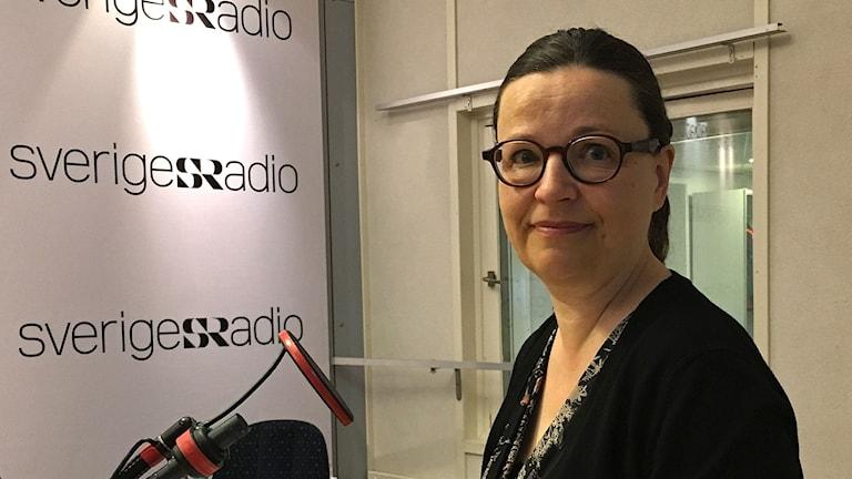 Anna Ekström (S), gymnasie- och kunskapslyftsminister.
