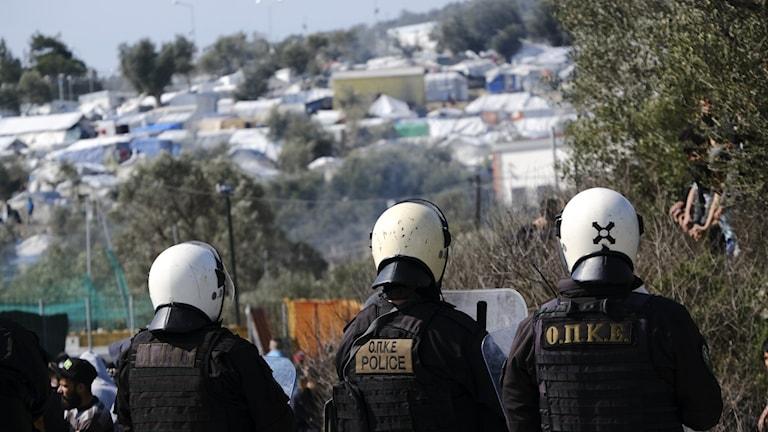 Greece police.