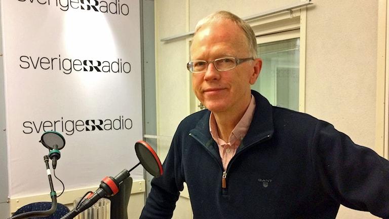Sven Andréasson, överläkare vid Beroendecentrum Stockholm och professor i socialmedicin.