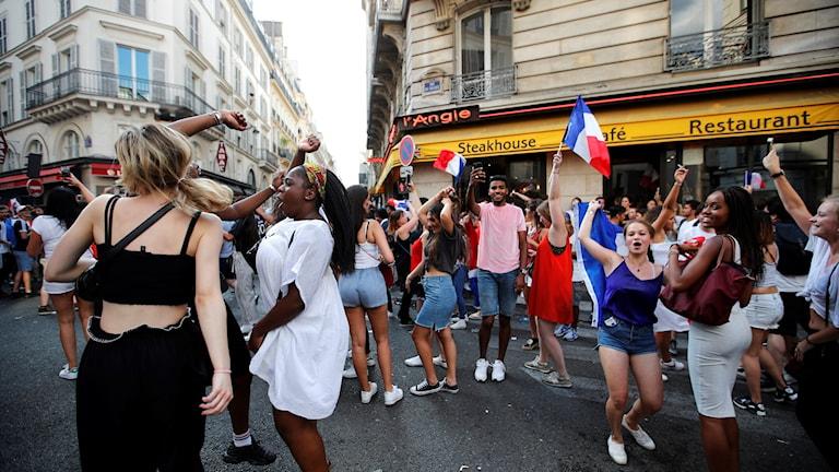 Fransk VM-seger