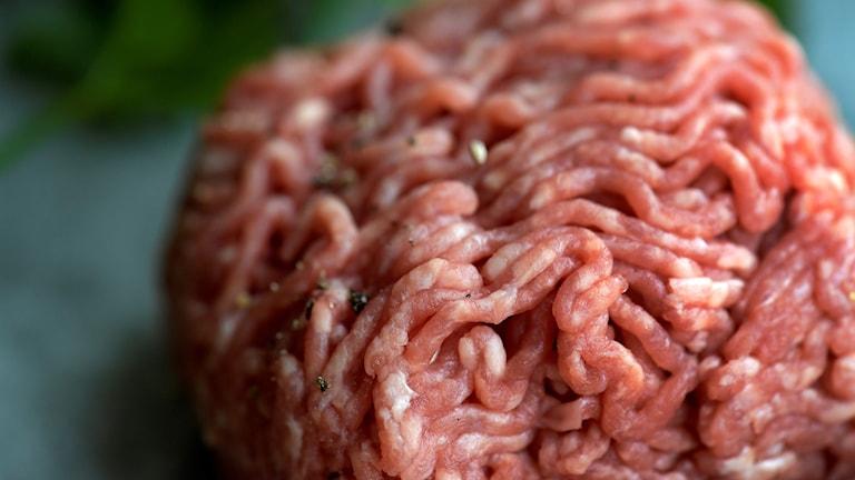 Köttindustrin