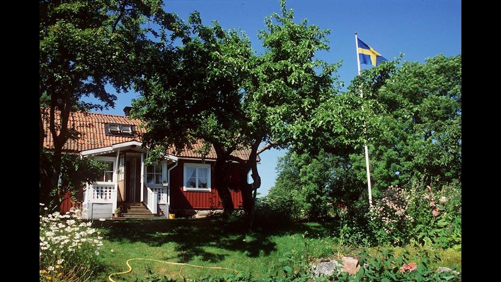 Svensk sommar på landet.Foto: Scanpix
