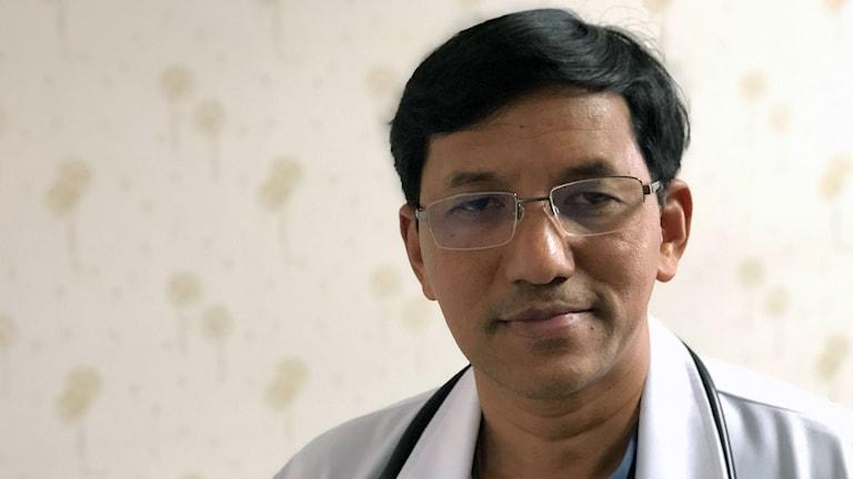 Sriphat Kanjanavanit är hjärtsläkare i Chiang Mai.