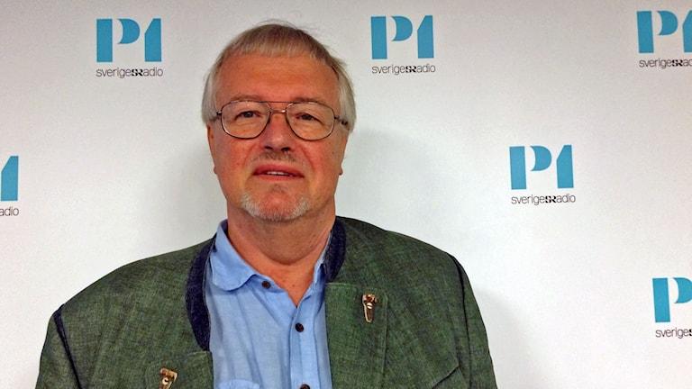 Journalist Kaj Engelhart.