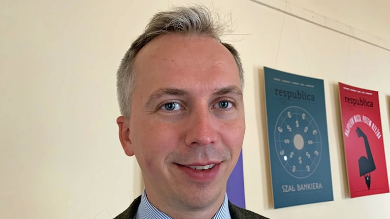 Statsvetaren Wojciech Przybylski säger att valet är viktigt eftersom det handlar om Polens bana under de fyra kommande åren.