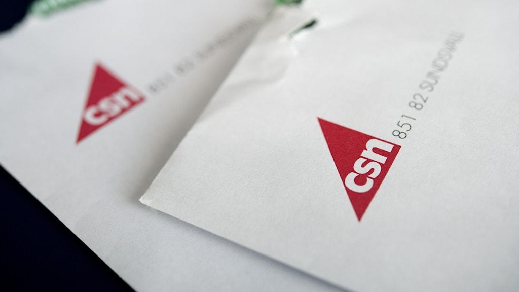 ett kuvert
