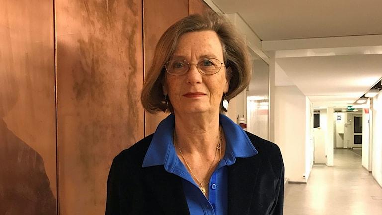 Katarina Engberg, Seniorrådgivare centrum för svenska institutet för europapolitiska studier, Sieps