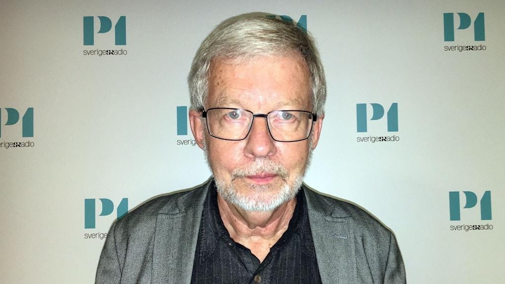 Torbjörn Tännsjö, professor emeritus i praktisk filosofi.