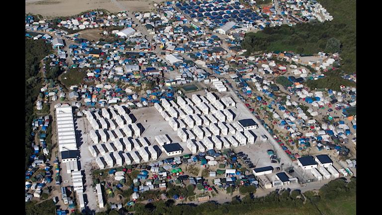 Läger i Calais