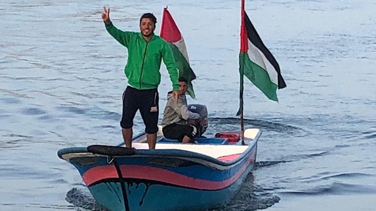 Hamnen i Gaza