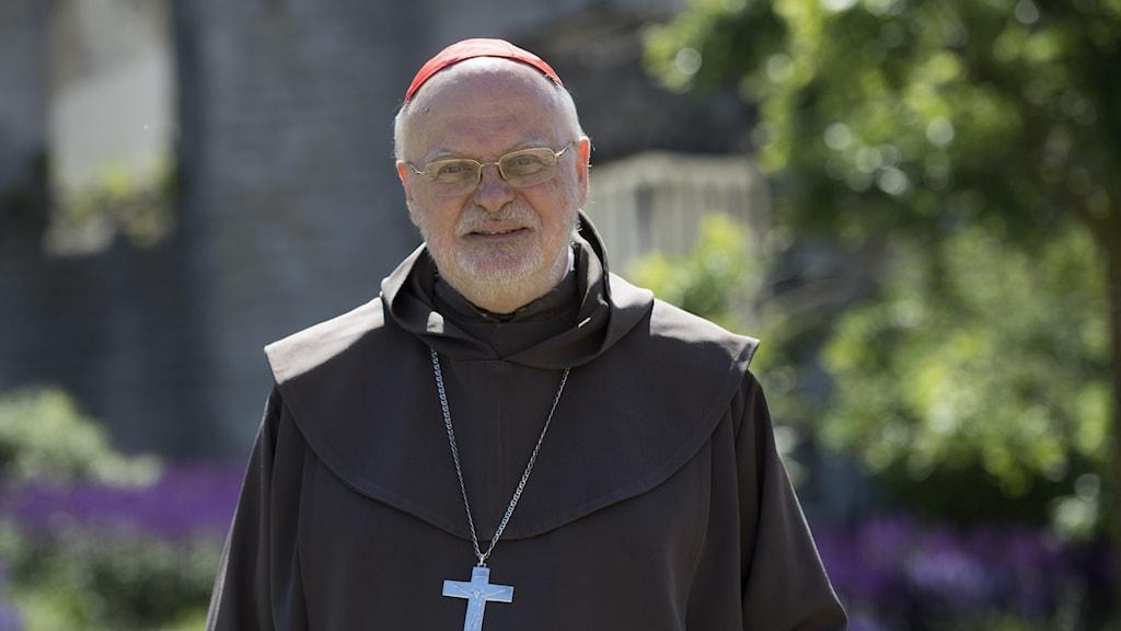 Biskop Anders Arborelius.