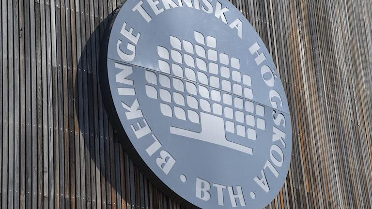 Blekinge tekniska högskolas logga
