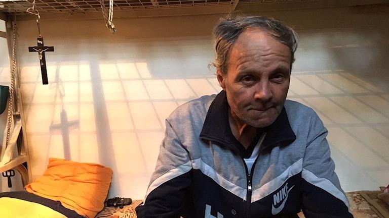 Gábor Seiler säger att det inte går att tvinga in någon på ett härbärge.